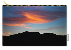 Cloud Over Mt. Boney Carry-all Pouch
