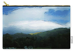 Cloudy View Painting Carry-all Pouch