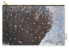 Cold Weather Cohorts Carry-all Pouch