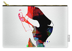 Coldplay Watercolor Carry-all Pouch