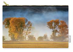 Colorado Autumn Fog Carry-all Pouch