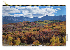 Carry-all Pouch featuring the photograph Colorado Color Lalapalooza by James BO Insogna
