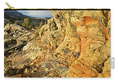 Colorful Entrance To Colorado National Monument Carry-all Pouch