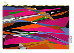 Colorful Reaction Carry-all Pouch