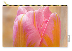 Colorful Tulip Carry-all Pouch