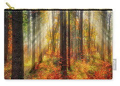 Carry-all Pouch featuring the photograph Colours Of Nature 02 by Edmund Nagele