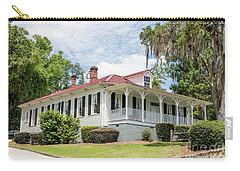 Columbia County Visitors Center - Savannah Rapids Carry-all Pouch