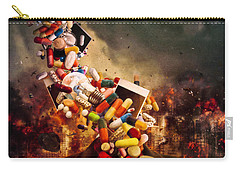 Comfortably Numb Carry-all Pouch