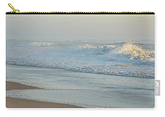 Carry-all Pouch featuring the photograph Coming In by Jamart Photography