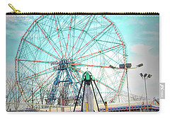 Coney Island Wonder Wheel Ny Carry-all Pouch
