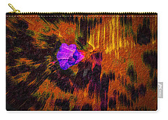 Carry-all Pouch featuring the digital art Confrey A #h9 by Leif Sohlman