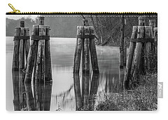 Connecticut River At Dawn Carry-all Pouch