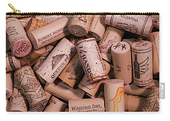 Wine Lovers Carry-all Pouch