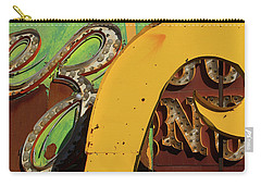 Carry-all Pouch featuring the photograph Cortez by Skip Hunt