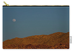 Cottonwood Campground Moonrise Carry-all Pouch