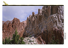Cottonwood Spires 2-sq Carry-all Pouch