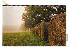 Country Morning Mist Carry-all Pouch