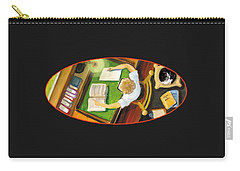 Crack'n The Books Carry-all Pouch