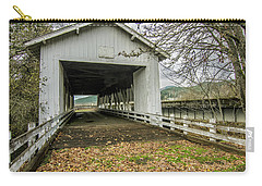 Crawfordsville Bridge  Carry-all Pouch