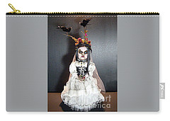 Creepy Bride Carry-all Pouch