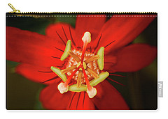 Crimson Beauty Carry-all Pouch