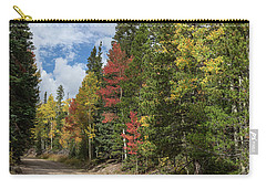 Carry-all Pouch featuring the photograph Cruising Colorado by James BO Insogna