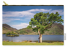 Crummock Water View Carry-all Pouch
