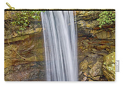Cucumber Falls Carry-all Pouch