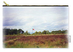 Culloden Battlefield Painting Carry-all Pouch