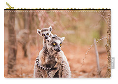 Carry-all Pouch featuring the photograph Curiosity by Alex Lapidus
