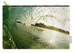 Carry-all Pouch featuring the photograph Curtain by Nik West