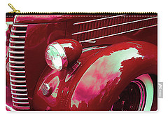 Custom 1936 Ford Nash Grill Carry-all Pouch