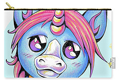 Cute Unicorn I Carry-all Pouch