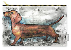 Dachshund 2018 Carry-all Pouch