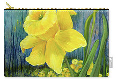 Daffodil Dream Carry-all Pouch