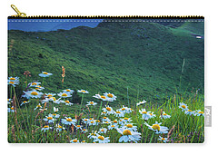Daisies In The Mountain Carry-all Pouch