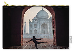 Dancer At The Taj Carry-all Pouch