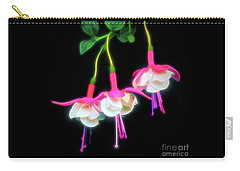 Dancing Fuchsia Abstract Carry-all Pouch