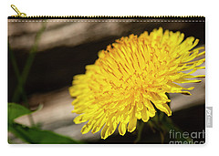 Dandelion In Bloom Carry-all Pouch