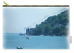 Dartmouth Castle Painting Carry-all Pouch