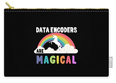 Data Encoders Are Magical Carry-all Pouch