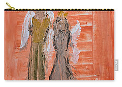 Dating Angels Carry-all Pouch