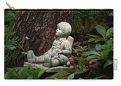 Carry-all Pouch featuring the photograph Daydreaming by Dale Kincaid