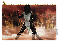 Deathstalker Vs Evil Dead Carry-all Pouch