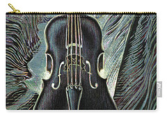 Deep Cello Carry-all Pouch