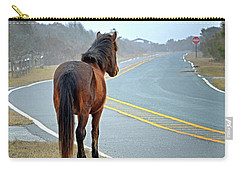 Delegats's Pride Looking For Visitors To Assateague Island Carry-all Pouch
