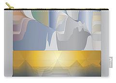 Desert Filter Box Carry-all Pouch
