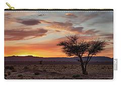 Desert Sunset II Carry-all Pouch