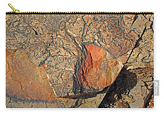 Carry-all Pouch featuring the photograph Details Along The Path 2 by Lynda Lehmann