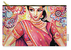 Devika Dance Carry-all Pouch